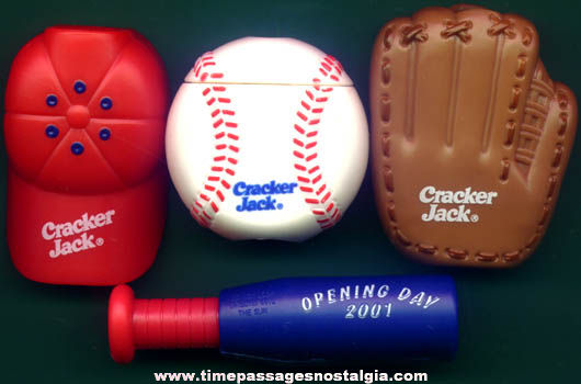 ©2000 Cracker Jack Baseball Theme Telescope Viewer Prizes