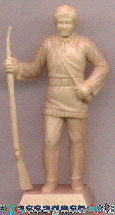 Old Davy Crockett Cereal Premium Figure