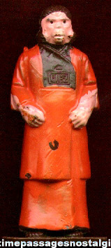 Old Painted Planet Of The Apes Figure