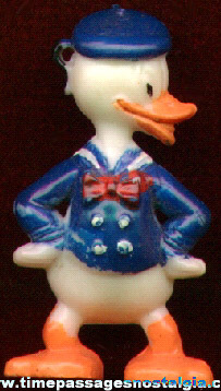 Tiny Donald Duck Character Figure