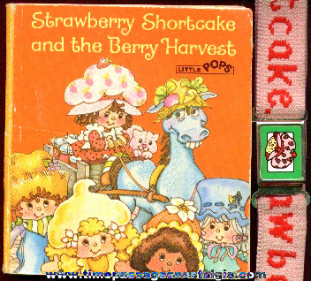 (2) Strawberry Shortcake Character Items