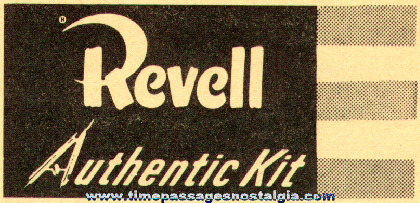 (7) 1950's Revell Aircraft Model Kit Instruction Sheets