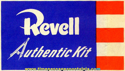 (9) 1950's Revell Ship Model Kit Instruction Sheets