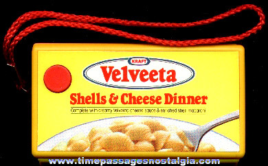 Kraft Velveta Shells & Cheese Dinner Advertising Premium Camera