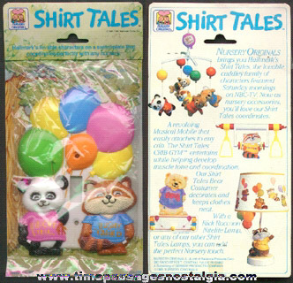 Unopened Hallmark Shirt Tales Character Light Switch Plate Cover