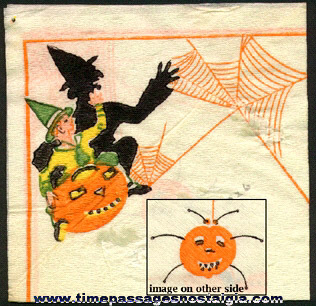 1926 Halloween Party Paper Napkin