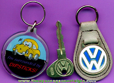 (3) Volkswagen Beetle Items