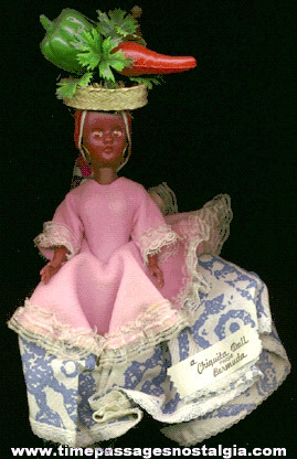 Chiquita Doll From Bermuda