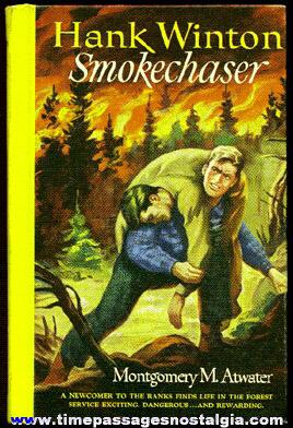 "©1947 Book Entitled: ""HANK WINTON SMOKECHASER"""