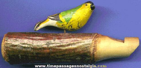 Old Bird Whistle
