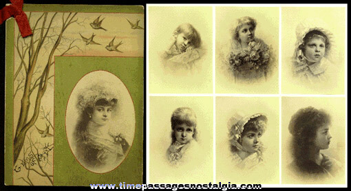 "1883 ""GEMS OF ART"" Booklet"