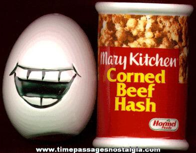 Hormel Foods Advertising Salt & Pepper Shaker Set