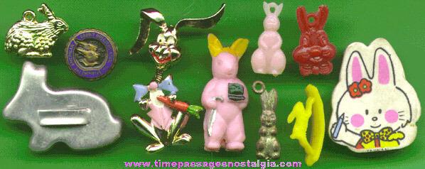 (10) Small Rabbit Items