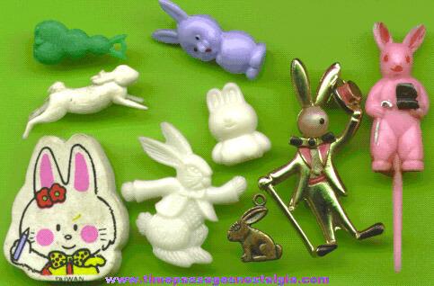(9) Small Rabbit Items