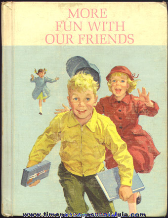 ©1962 Basic Reader Book