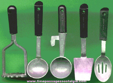 (5) Miniature Cooking Utensils