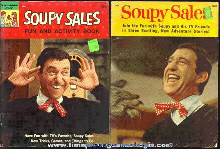 (2) ©1965 SOUPY SALES Books