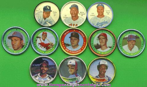 (11) Baseball Premium Coins / Tokens