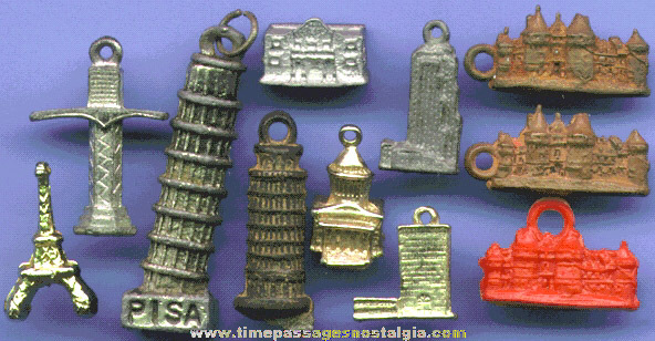 (11) Tiny Building Charms