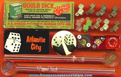 (17) Mixed Dice Related Items