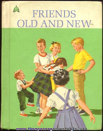 ©1964 Basic Reader School Book