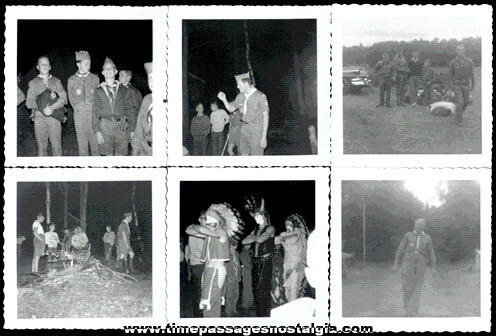 (22) Old Boy Scout Photographs
