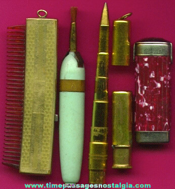 (5) Ladies Old Purse Items