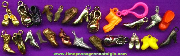 (25) Shoe Charms