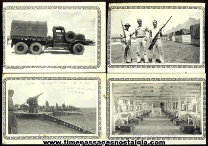 (60) WORLD WAR II CAMP HULEN, TEXAS Photographs