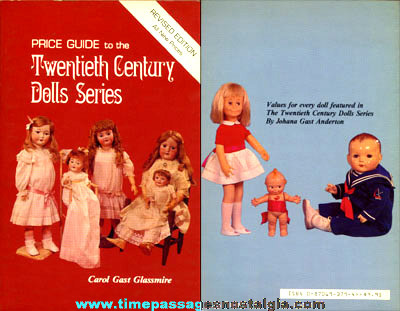 �1983 Price Guide To The Twentieth Century Dolls Series