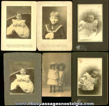 (12) Old Children Photographs
