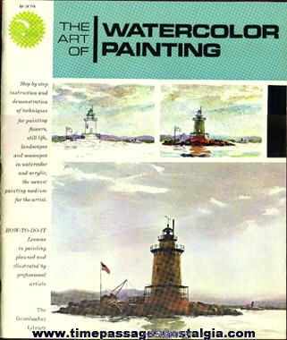 (8) Different Grumbacher Library Art Instruction Books