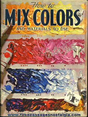 (8) Different Art Instruction Books