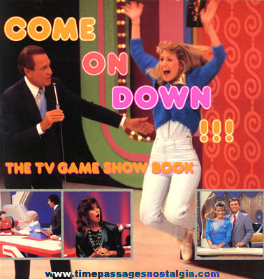 ©1988 COME ON DOWN!!! THE TV GAME SHOW BOOK