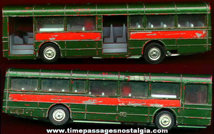 Old DINKY Toys Single Deck Bus