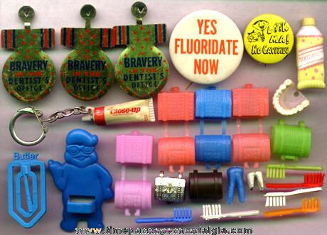 (25) Dentist / Dental Related Items
