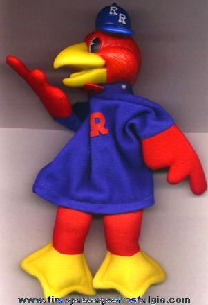 RED ROBIN Advertising Character Hand Puppet