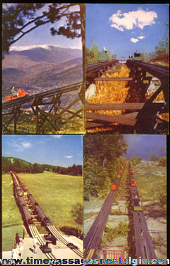 (12) Mount Cranmore Skimobile Souvenir Items