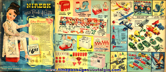 1959 NIRESK Gifts Catalog