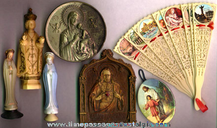 (7) Old Religious Related Items