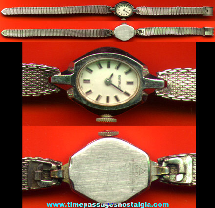 Ladies BENRUS Gold Wrist Watch