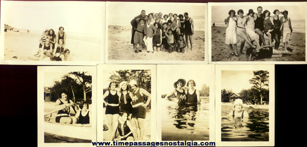 (13) Old Beach / Swimming Photographs