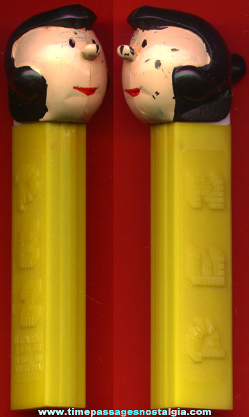 1950's Olive Oyl PEZ Candy Dispenser