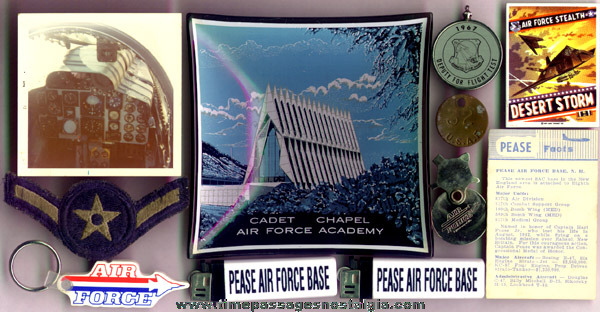 (14) United States Air Force Items