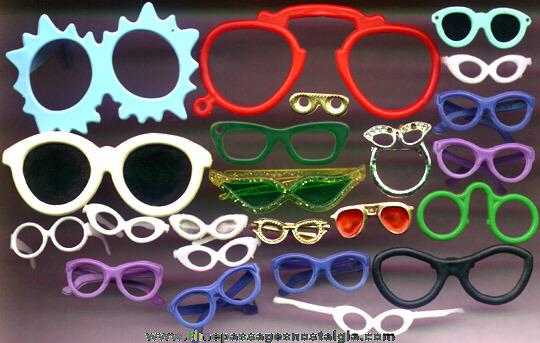 (23) Small Pairs Of Eyeglasses