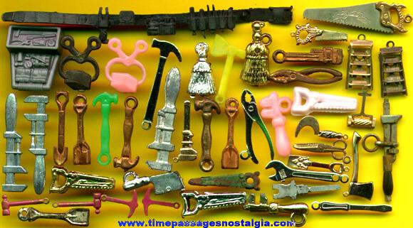(46) Old Miniature Tools