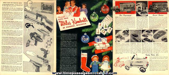 ©1950 Miles Kimball Christmas Catalog