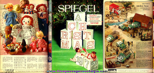 �1972 Spiegel Christmas Catalog
