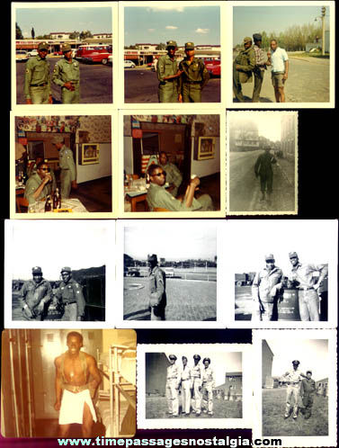 (46) 1960's Vietnam Era Military Photographs