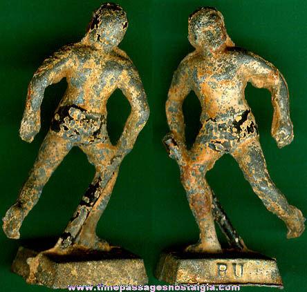 1935 Libby's Milk OG Son Of Fire RU Premium Metal Figure